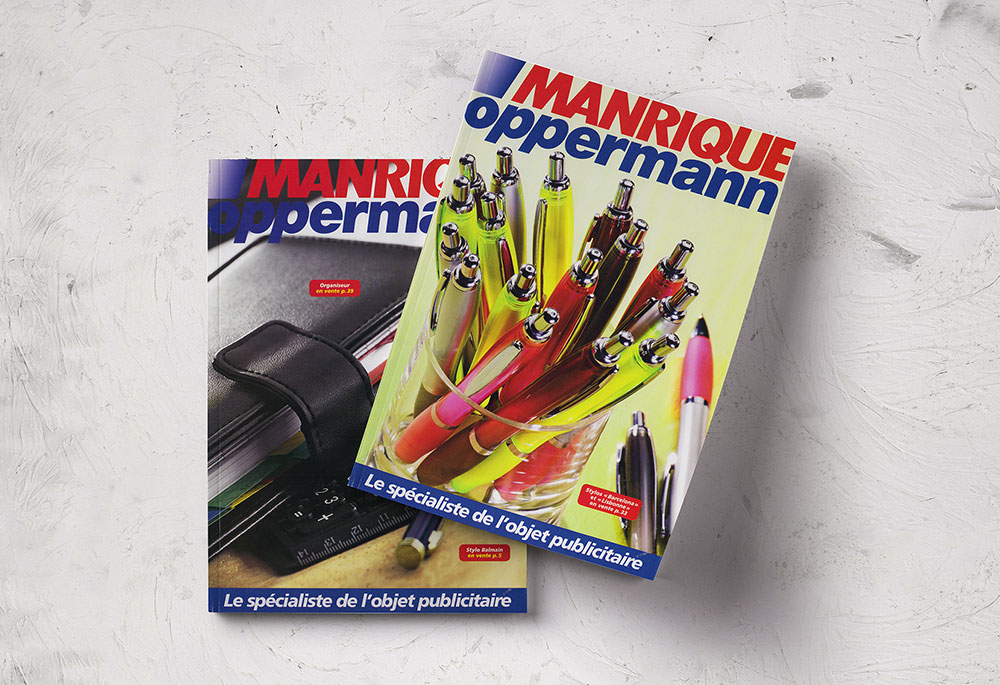 Catalogue Manrique-Oppermann